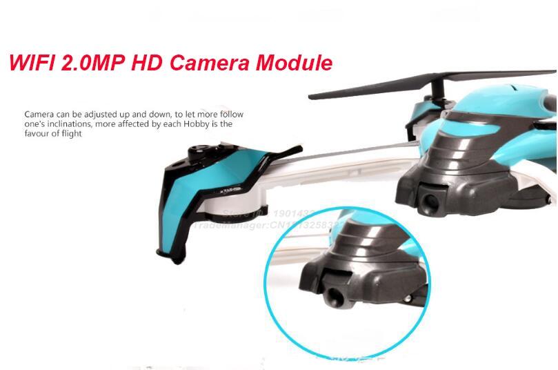 f376c7464eae ᗑMás KaiDeng K80 con WIFI 2.0MP HD cámara de evitación de ...