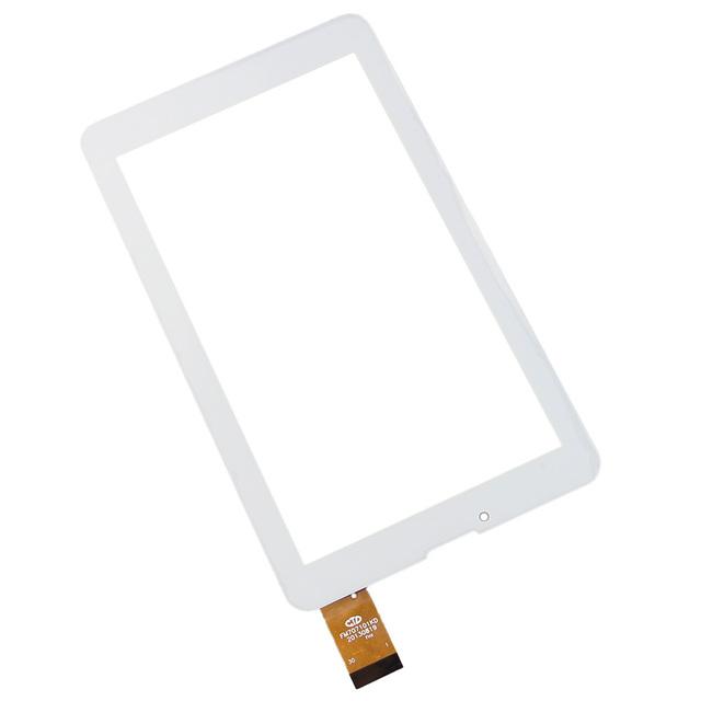 5 unids 7 Pulgadas OEM Compatible con MTK6577 MTK6527 Tablet PC de Pantalla Táctil Digitalizador CTD FM707101KC FM707101KD Orro A960 184*104mm