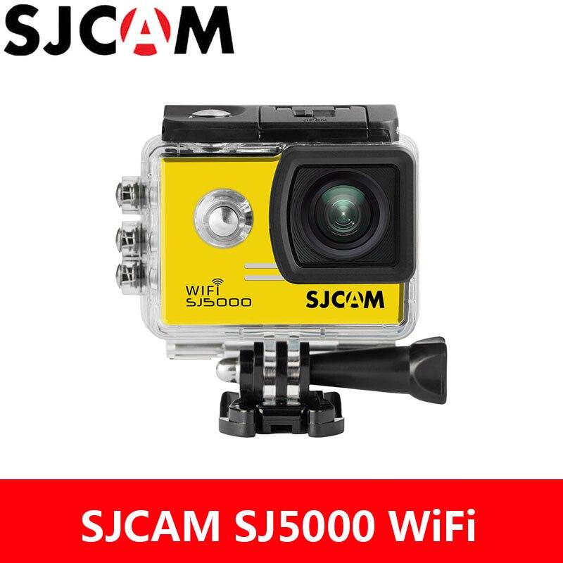 SJCAM Action Camera SJ5000 WiFi Extreme Sports Activities DV Diving 30m Waterproof 2.0 LCD Screen Original SJ 5000 Sport Cam