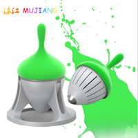 Silicone Acorn Shape Tea Infuser Loose Pine Nuts Tea Bag Strainer Herbal Filter Spice Diffuser