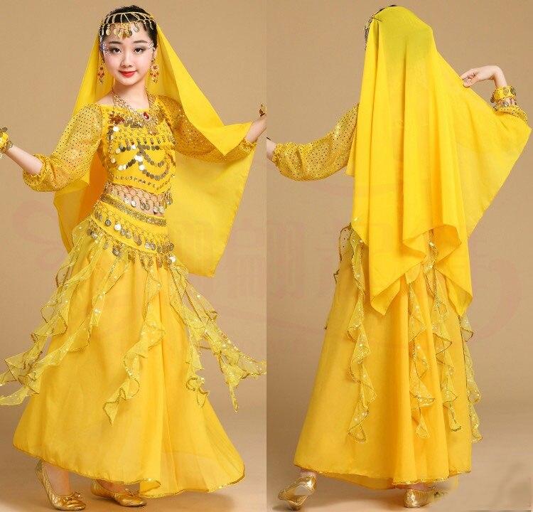 92f208202 קנו בגדי הבמה ודאנס | Children Girl Belly Dance Costumes Kids Belly ...
