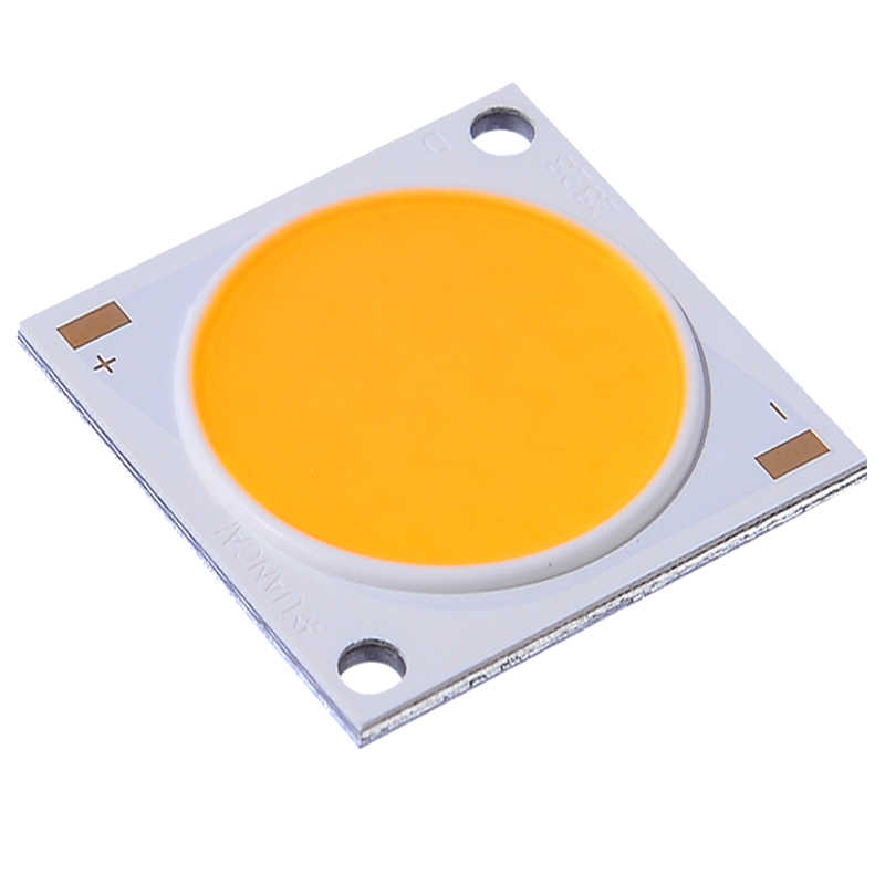 COB LED 50W Chip Light-Emitting Diode Bridgelux 2828 1919 20W 30W 40W 60W COB LED Kecerahan Tinggi DIY High-End Toko Cahaya
