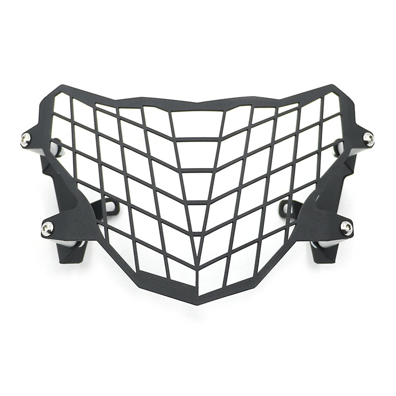 Motorcycle modification Headlight Grille Guard Cover Head light Protector Protection For BMW G310GS G310 GS G