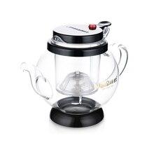 Envío libre Kamjove tp serie taza de té olla de té elegante taza de té de cristal taza de arte
