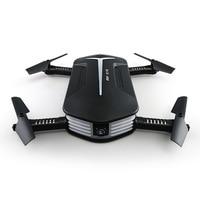 Складной Дрон jjrc H37 селфи путешествия р/у мини Квадрокоптер с Wi Fi FPV 720 P HD Камера Карманный вертолет