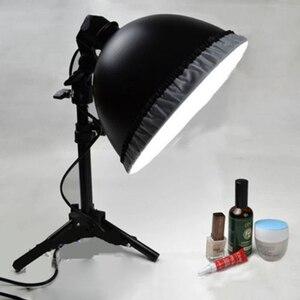 "Image 4 - Photo Studio Light Shooting 7 11"" White Soft Box Diffuser Sock for Camera Standard Reflector 27cm/18 28cm Sparkler Lamp Shade"