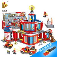 P Models Building toy Compatible with Lego P638002 621Pcs Blocks Toys Hobbies For Boys Girls Model Building Kits