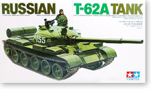 1/35 Russische T62A Tank Model 35108(China)