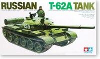 1/35 Russian T62A Tank Model 35108