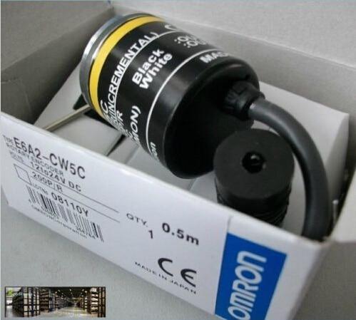 E6A2-CW5C 500P/R encoder, E6A2-CS5C rotary encoder ,FREE SHIPPING free shipping e6a2 cs5c 50p r rotary encoder new e6a2cs5c 50p r 50pr compact size e6a2 cs5c