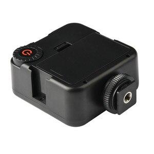 Image 4 - LimitX мини Светодиодная панель для видеосъемки Samsung NX3300 NX3000 NX2000 NX1100 NX1000/YI M1 беззеркальная цифровая камера