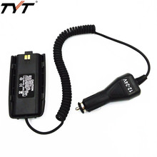 TYT Tytera Car Charger Battery Eliminator for TYT Walkie Talkie 10W High Power TH-UV8000D TH-UV8000E Two Way Radio