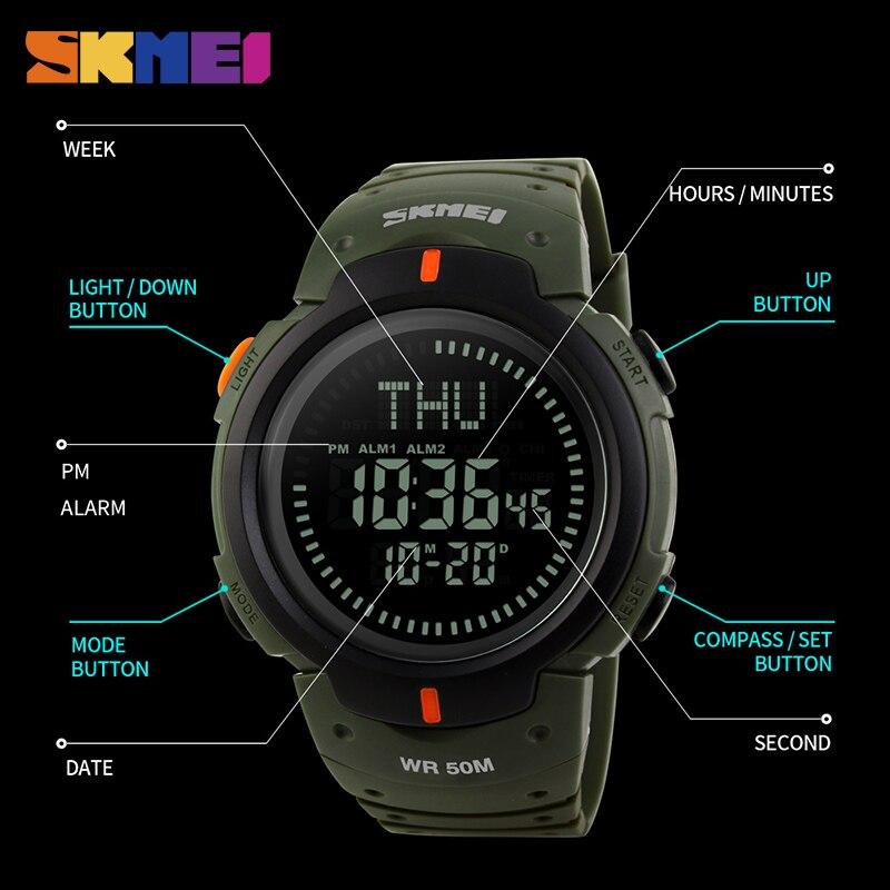 SKMEI-1231-6