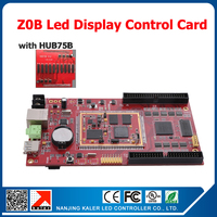 320*512pixel Z0B led display control card full color video display controller china manufacturer Kaler led display controller