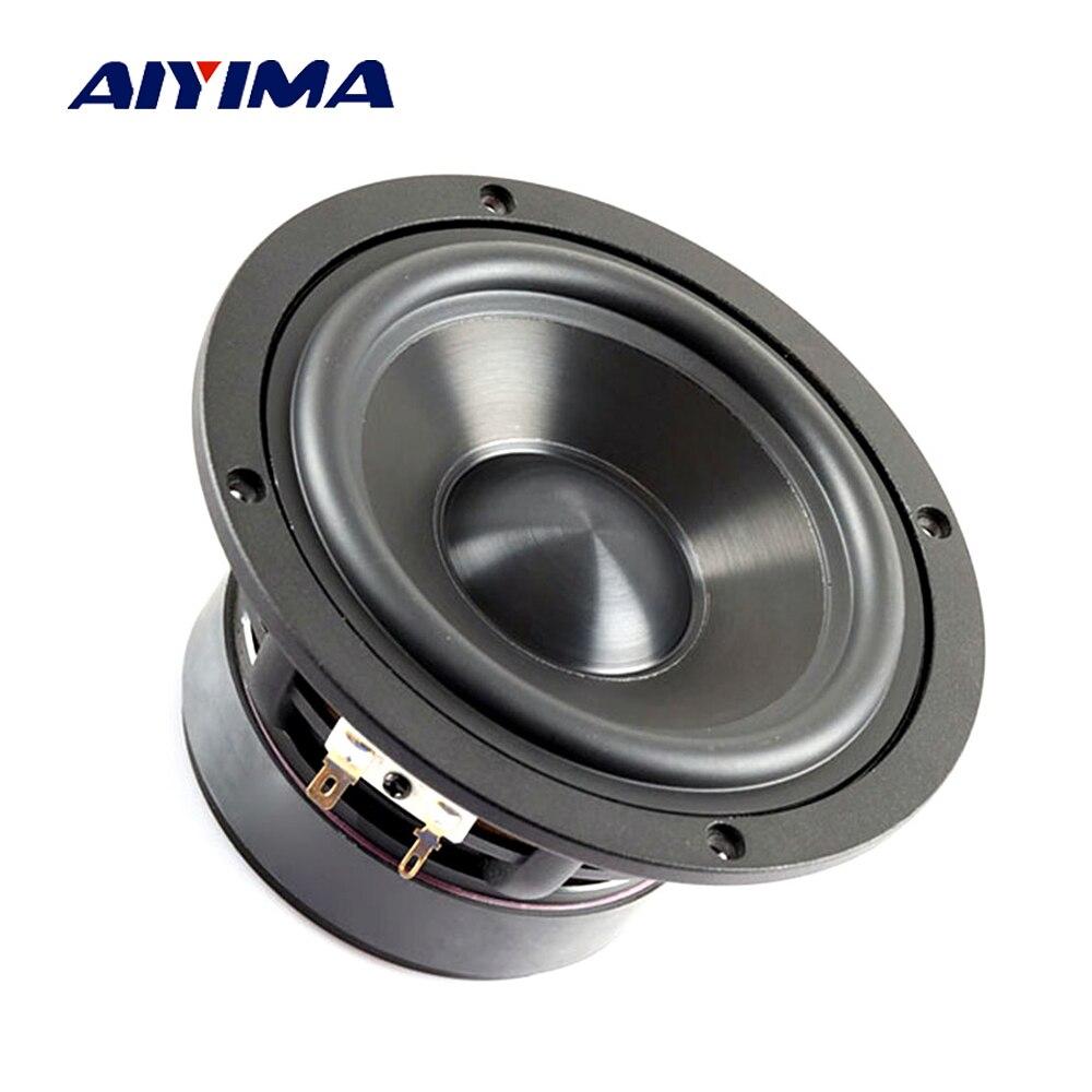 AIYIMA 50W Mini Audio Portables