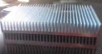 Power Amplifier Radiator Fin Aluminum Radiator Width 300 High 40 Length 80mm Length Can Be Customized