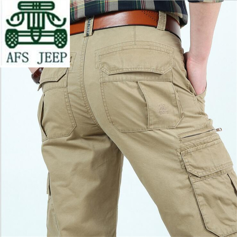 Popular Cargo Pants Cotton-Buy Cheap Cargo Pants Cotton lots from ...