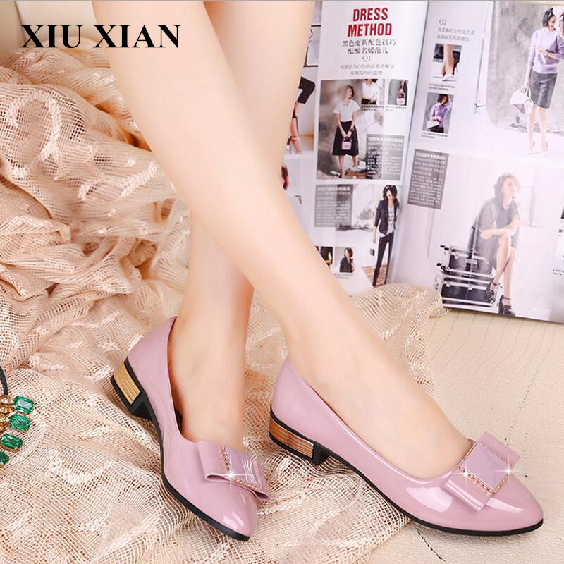 Summer 2017 Fashion Women Crystal Flats Shoes Black White Pointed Toe Casual Flats Ladies Flats Bow Shoes Female Slip on Loafers 2017 summer new fashion sexy lace ladies flats shoes womens pointed toe shallow flats shoes black slip on casual loafers t033109