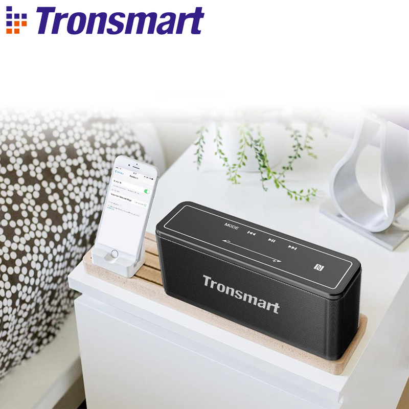 Tronsmart Element Mega Bluetooth Speaker Soundbar Portable Music Wireless Speakers for MP3 Computer Home Theater Support NFC