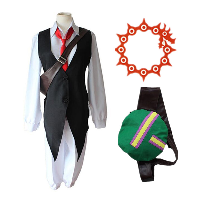 Adult Meliodas Costume Anime The Seven Deadly Sins Dragon's Sin Of Wrath Cosplay Costume Full Set With Tattoo
