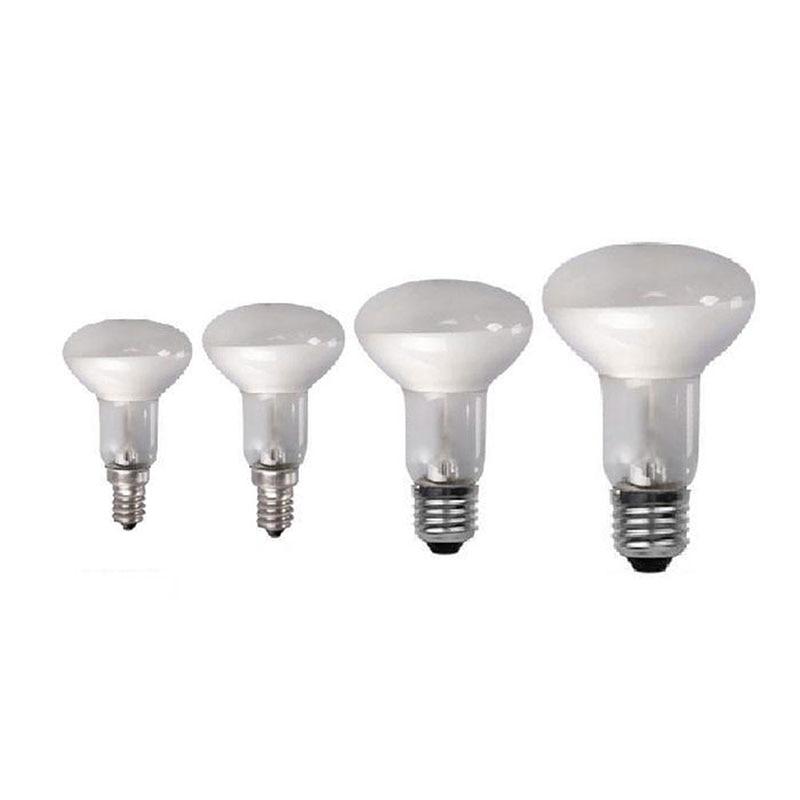 E27 ES R63 220 V отражатель лампы жемчуг лампочка для точечного светильника яркий теплый белый