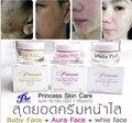 Aura de cuidados da pele reduzir o rosto de princesa bebê sardas manchas de ACNE