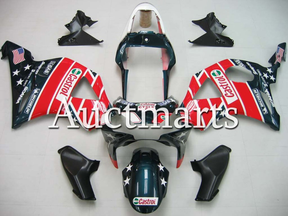 For Honda CBR 954 RR 2002 2003 CBR900RR ABS Plastic motorcycle Fairing Kit Bodywork CBR 954RR 02 03 CBR 900 RR CB28