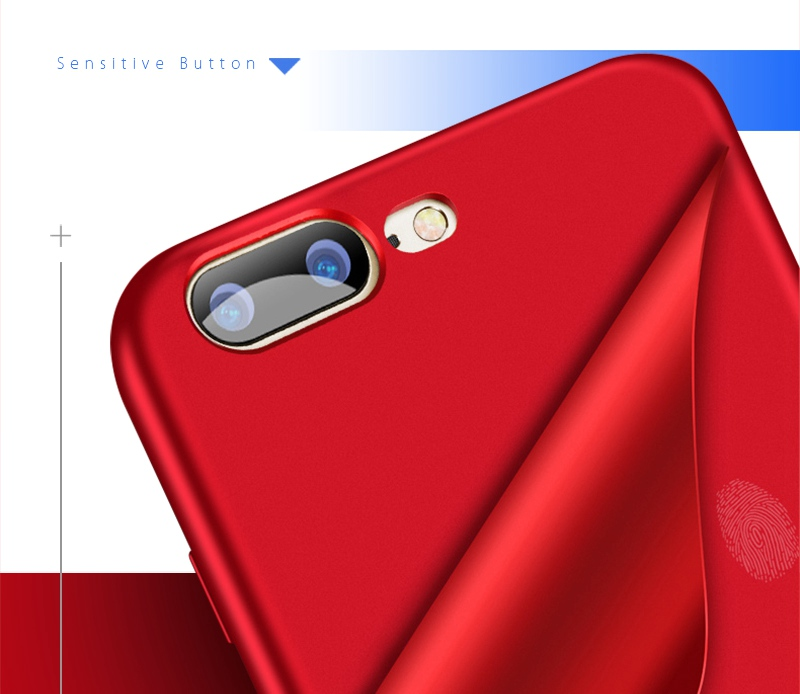 Artisome Soft TPU Matte Cases For iPhone 8 7 6 6S Plus X Case Silicone Luxury Full Cover For iPhone 6 6S 7 8 Plus X Cases Coque  (1)