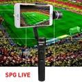 Feiyu SPG Ao Vivo Smartphones Estabilizador de 3 Eixos Cardan Handheld Nova Ao Vivo visão para iphone 7 7 vapor + 6 6 + samsung huawei xiaomi