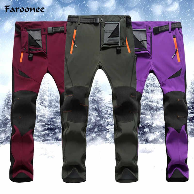 Pantalones Impermeables Para Senderismo Esqui Pesca Trekking Escalada Montanismo Acampada Cortavientos Mujer Pantalones Deportivos Aliexpress