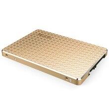 EAGET S606 Сертифицированных SSD 120 ГБ 2.5 SATA3 SSD Для USB 3.0 внутренняя Solid State Disk Высокоскоростной SSD 120 ГБ Sata3 Для Mac