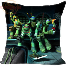 Teenage Mutant Ninja Turtles Square Pillowcases