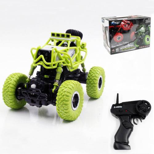 JMT RC Car 1:43 R/C truck Mini RC Rock Crawlers 2.4Ghz Radio Remote control climb car Off-Road Model Vehicle Toy radio-controlled car