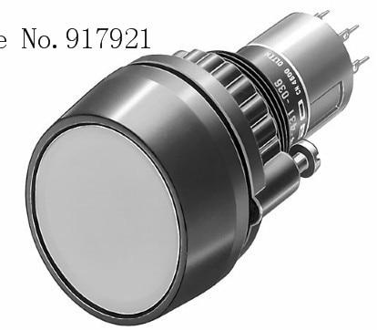 [ZOB] Switzerland EAO 22mm high import protection industry indicator 14-040.002 hole diameter waterproof IP67 --2pcs/lot