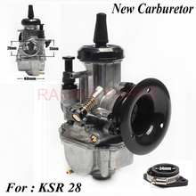 NEW carburetor FOR KSR 28 MODEL 28mm CARBS evolution KIT EVO carb  Universal