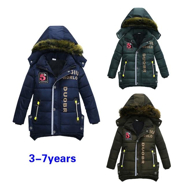 Лидер продаж, новое пальто и Верхняя одежда для мальчиков, детская зимняя куртка и пальто, куртка для мальчиков, пальто, теплая детская одежда с капюшоном, детская одежда