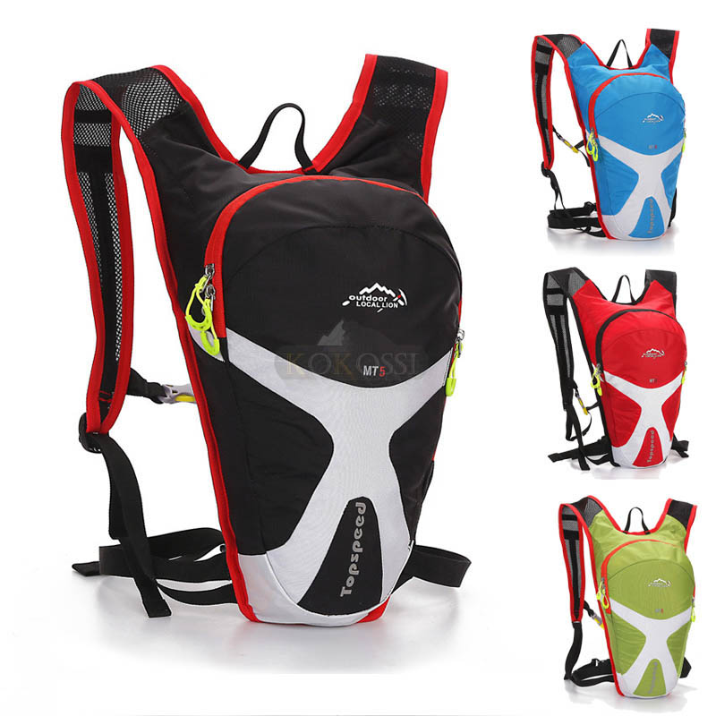 Outdoor Sport Bag LOCAL LION 5L Cycling Climbing Travel Backpack Hold Water Mini Bicycle Backpack Running Bag Bike Bicycle Bag 12l cycling road backpack bike mountaineering rucksack water proof nylon running outdoor ultralight travel water bag helmet bag