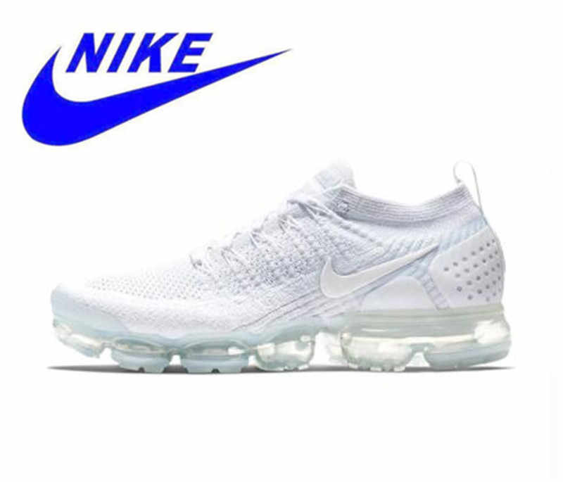 c777e93dde092 ... NIKE AIR VAPORMAX FLYKNIT 2 Mens and Women Running Shoes Sneakers 942842 -103 Sport Outdoor ...