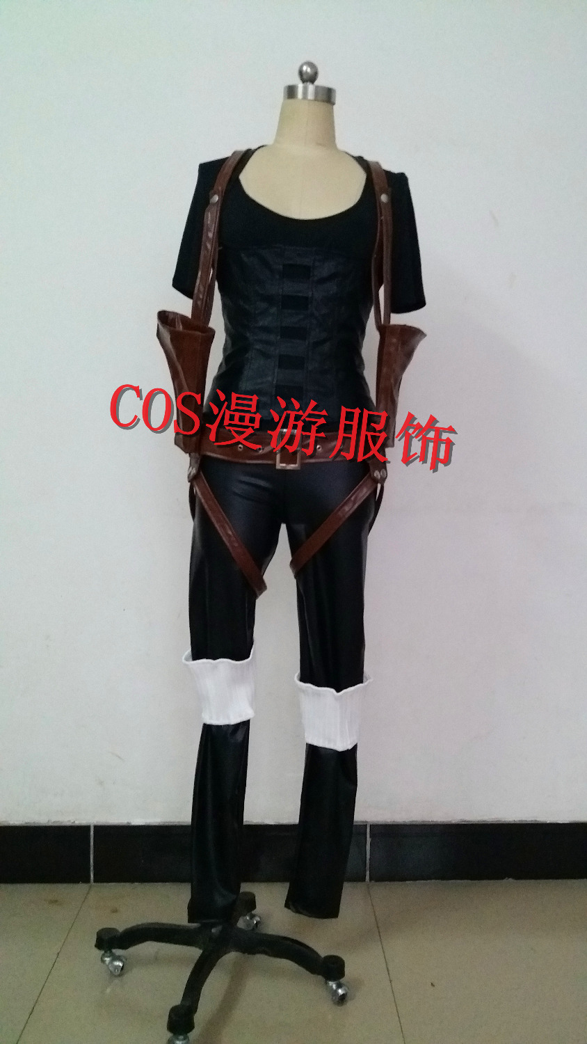 2016 New Arrival Resident Evil Afterlife Alice Suit Movie Costume Cosplay Tailor made