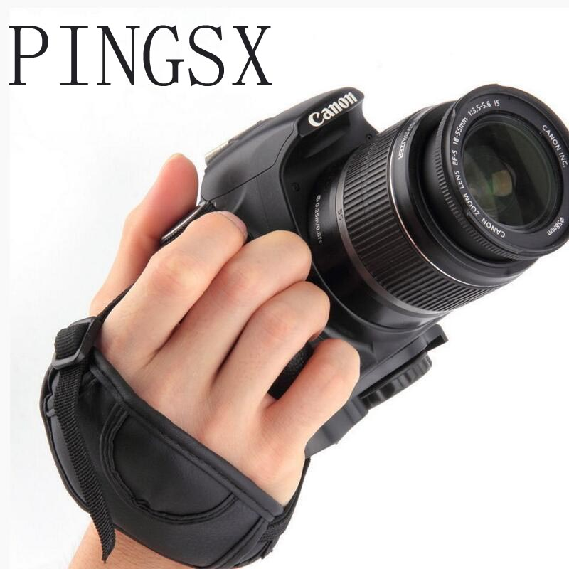 Professional Wrist Grip Strap for <font><b>Sony</b></font> A5000 <font><b>Alpha</b></font> ILCE-<font><b>5000</b></font> ILCE-5000L <font><b>Alpha</b></font> A6000 ILCE-6000L ILCE-6000 image