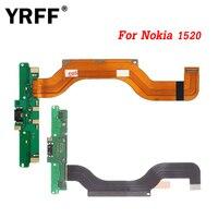 YRFF Flex Kabel Für Nokia Lumia 1520 N1520 Ladegerät Dock Flex Usb-ladeanschluss Anschluss Flexkabel-band Teile