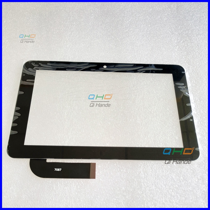 Black New 7 inch capacitive touch screen digitiger touch panel for Ainol Novo 7 Aurora II 2 7087 tablet pc 300-L3666B-B00 V1.0 10pcs lot 7 inch tablet pc touch screen external screen capacitive screen touch screen gt70pw86v z