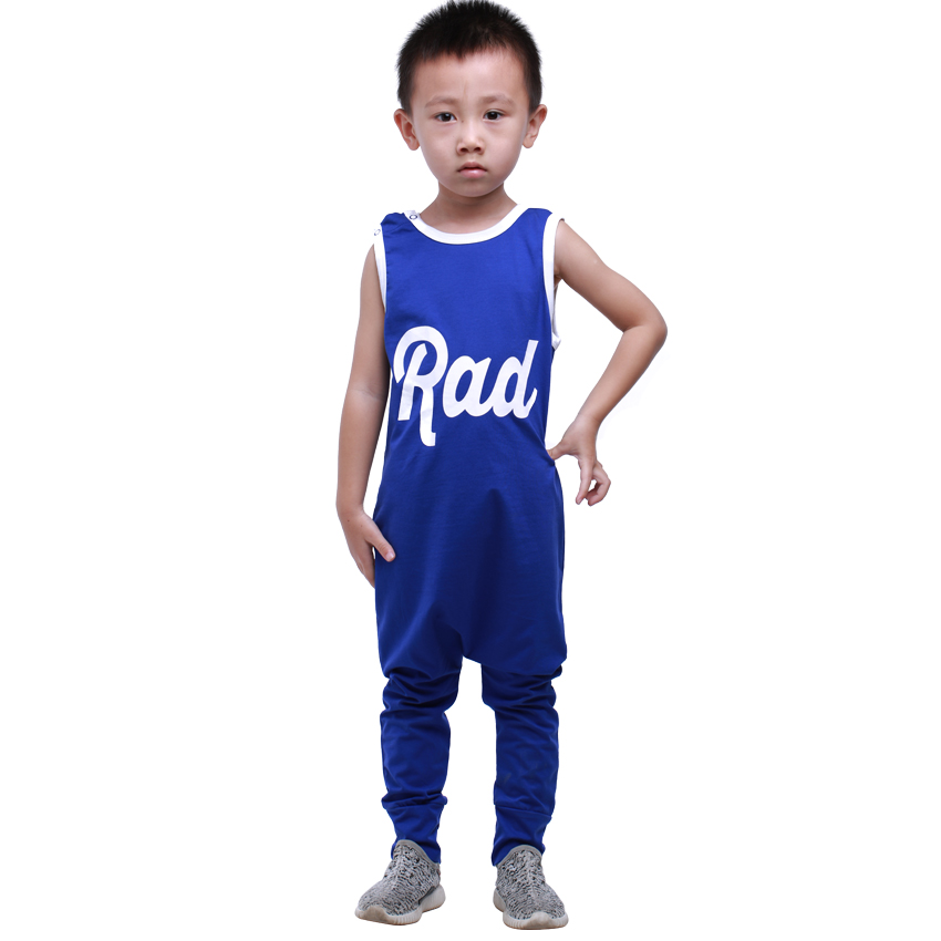 Baby Boys Girls Sleeveless Romper Newborn Infant Summer Clothing Girls Spring Cotton Playsuits ...