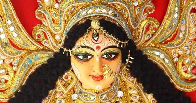 5D diy Алмазная картина индуистский Бог Maa durga Devi Вышивка крестом Алмазная круглая/квадратная вышивка набор рукоделие алмазная живопись