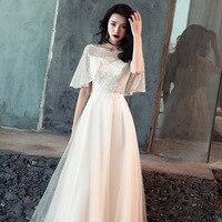 Elegant White Qipao Full Length Cheongsam Dress Vestidos Chinos Oriental Evening Gowns Classic Party Dress Big Size XS 3XL