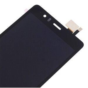 Image 4 - 100% mới Cho BQ Aquaris E5 0982 LCD hiển thị + màn hình cảm ứng kỹ thuật số chuyển đổi thay thế E5 4G LCD Phiên Bản TFT5K0982FPC A2 E