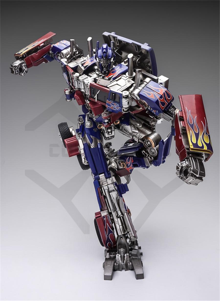 Weijiang movie studio SS05 Oversize Transformation metal alloy Figure Robot 29CM