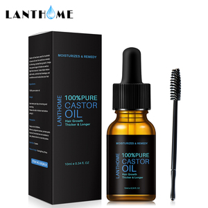 Lanthome Organic Castor Oil fo
