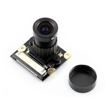 Buy Raspberry Pi Camera Module Kit (F) for RPi Model A+/B/B+/2 B/3 B Support Night Vision 5MP OV5647 Webcam 1080p Camera Kit