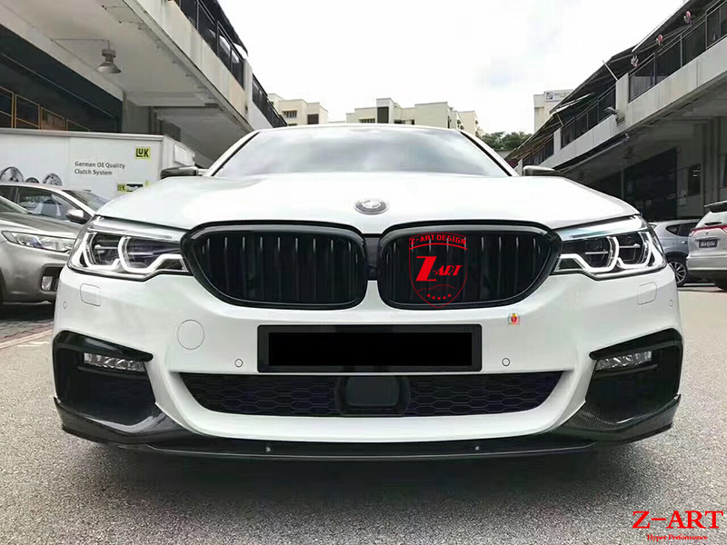 Z Art M5 Front Grille For Bmw G30 M5 Grille For Bmw All New 5 Series Free Shipping By Ems In